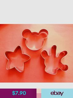 Cookie Cutters & Stamps Collectibles
