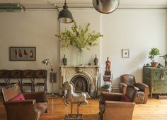 8 of the Coolest Homes in Brooklyn Photos | Architectural Digest
