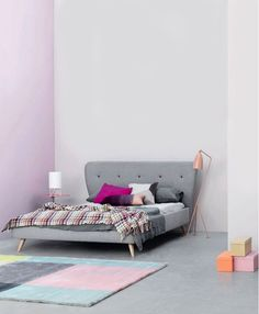 Pastels for the home