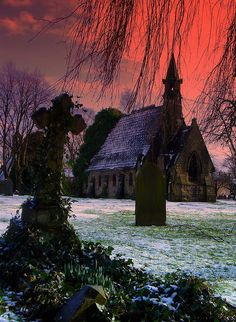 Winter Gothic by Margaret Clough