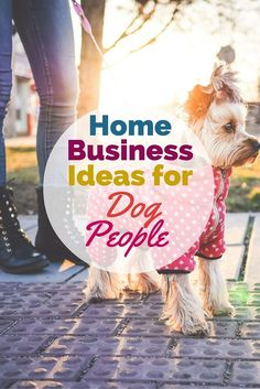 Business Ideas for Dog Lovers Turn your love of dogs into a lucrative canine career -- check out these home business ideas for dog people.Turn your love of dogs into a lucrative canine career -- check out these home business ideas for dog people. Dog Grooming Business, Pet Grooming, Poodle Grooming, Grooming Shop, Home Based Business, Online Business, Dog Business Ideas, Business Planning, Business Tips
