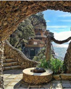 Portofino (comuna italiana), Gênova, Ligúria, Itália