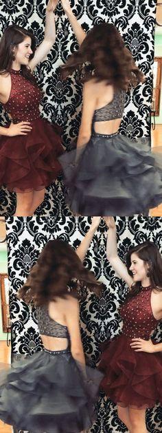 homecoming dresses,cheap homecoming dresses,short homecoming dresses,beaded homecoming dresses,2017 homecoming dresses,