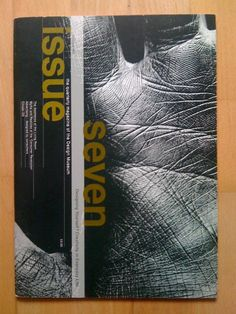 Mastheads from 1991 two editions of Design Museum magazine by Cartlidge Levene via @tonyplcc
