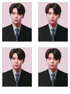 Pass Photo, Id Photo, Nct 127 Johnny, Johnny Was, Mug Shots, Fandom, K Idols, Taeyong, Jaehyun
