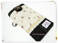 lovely cellphone pouch^^ Sunglasses Case, Pouch, Handmade, Fashion, Moda, Fashion Styles, Craft, Fashion Illustrations, Fashion Models