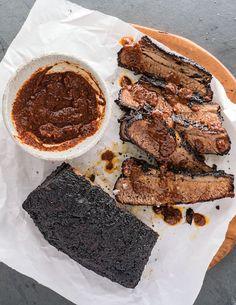 BBQ Brisket Recipe with Ancho Chocolate Sauce | Williams Sonoma Taste