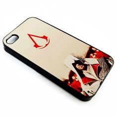 Assassin's Creed 1   iPhone 4/4s 5 5s 5c 6 6+ Case   Samsung Galaxy s3 s4 s5 s6 Case   - JEFFRPOPE