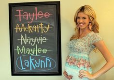 """""""Pinterest cringe: those aren't names, they're nonsense syllables."""""""