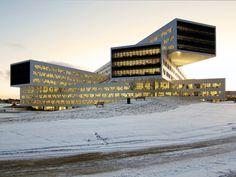 Oficinas Regional e Internacional Statoil / a-lab #arquitectura