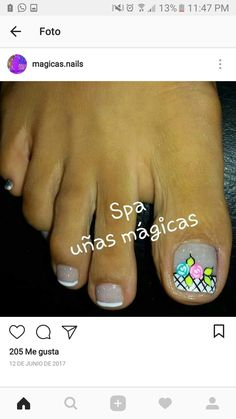Manicure Y Pedicure, Christmas Nail Art, Triangles, Pretty Nails, Lily, Makeup, Nails 2018, Feet Nails, Nail Design