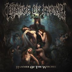 CRADLE OF FILTH-Hammer Of The Witches