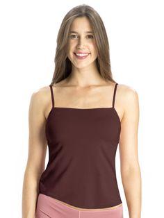 Jockey Brown Soft Camisole
