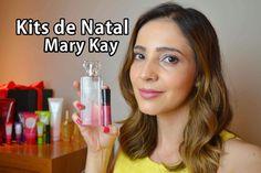 Kits Especiais de Natal Mary Kay | Por Fê Gonçalves