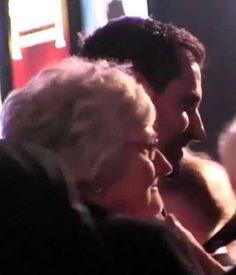 Richard Armitage and Mum Oceans 8, Press Tour, Guy Names, Richard Armitage, British Actors, Best Actor, My Father, Tom Hiddleston, The Hobbit