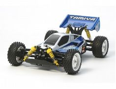 The RC Neo Scorcher 4WD Buggy is the first off-road buggy to be released on the new TT-02B chassis platform. The TT-02B is based on the TT-02 entry level multi-purpose platform designed to be easy to assemble for first time R/C kit builders.    While the main tub chassis and 4WD shaft drive-train are the same as the TT-02, the suspension is new to accommodate off-road rugged running.