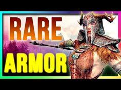 Skyrim Special Edition SECRET Armor Location (Rare Full Ancient Nordic Easter Egg Secrets) - YouTube