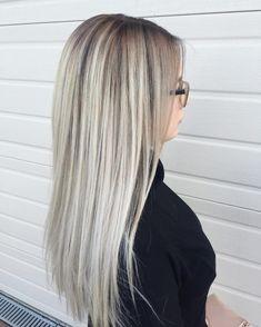 Grey Ombré