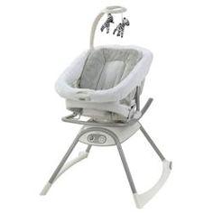 Graco Duet Glide LX Gliding Swing with Portable Sleeper - Zagg Newborn Swing, Baby Swing Seat, Baby Swings, Elephant Pillow, Baby Elephant, Portable Baby Swing, Baby Rocker, Baby Gadgets, Baby Bassinet