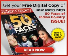 Indian Country Today (website) News, features, commentary, and more by and about Native people today.