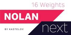 Nolan Next font download