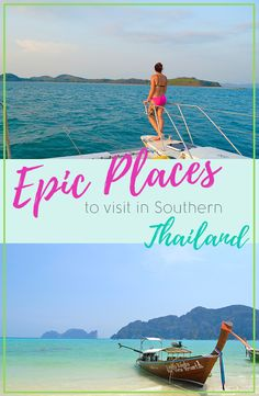 12 Epic Places to Visit in Thailand   Places to Visit in Thailand   Travel in Thailand   Hello Raya Blog