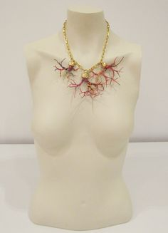 Three Rhizome Necklace