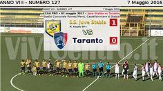Juve Stabia vs Taranto: la cronaca testuale