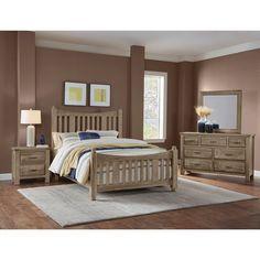 Kincaid Furniture Weatherford King Bedroom Group 1 - Hudson\'s ...