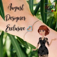 August Designer Exclusive, Origami Owl