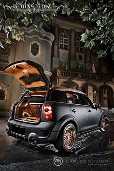 Steampunk MINI Cooper by Carlex Design