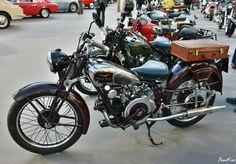 1935 MOTO GUZZI 498 cm3 GTS