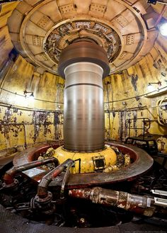 003 Chernobyl Reactor core God bless nuclear fission in 2019