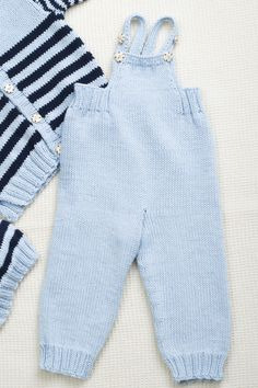 Vauvan neulehousut Novita Puuvilla-bambu   Novita knits