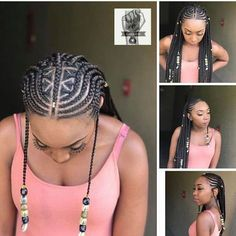 "5,900 Likes, 25 Comments - Blackhair_FlairHAIR PROMO! (@blackhair_flair) on Instagram: ""@hairbykey___ tribal #hairinspiration #fauxlocs #locs #braids #twists #cornrows…"""
