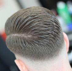 Men's hair style – URZ Fashions Trend Side Part Haircut, Side Part Hairstyles, Cool Hairstyles For Men, Hairstyles Haircuts, Haircuts For Men, Fade Haircut Styles, Beard Styles, Beard Cuts, Urban Look