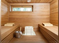 "The perfect ""couples"" sauna? Two benches, two places to lie down? Portable Steam Sauna, Sauna Steam Room, Sauna Room, Saunas, Electric Sauna Heater, Sauna Design, Outdoor Sauna, Finnish Sauna, Spa Rooms"
