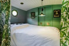 Check out this awesome listing on Airbnb: Hafren Barge, Regent's Canal in London