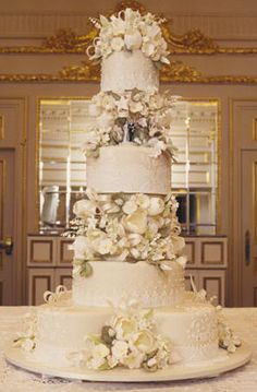 Royal Wedding Cakes 4 on eWeddingInspiration. - eWeddingInspiration