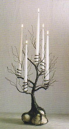 'Candle Tree'