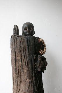 Art Sukces. Adelaide Damoah w rozmowie z Gerardem Quenum   Adelaide Damoah Art Sukces. Buddha, Statue, Art, Art Background, Kunst, Performing Arts, Sculptures, Sculpture, Art Education Resources