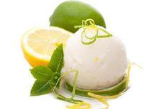 Monsieur Cuisine fácil: Sorbete de Limón Lidl, Lime Sorbet, Dukan Diet, Honeydew, Gelato, Lemon, Ice Cream, Fruit, Cooking