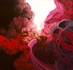 Bound before the source (The Vibrant & Colorful Works of James Roper on CrispMe)