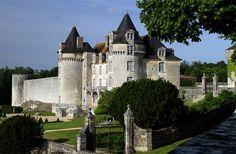 Château de la Rochecourbon - Charente-Maritime