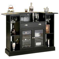Wildon Home ® Deblois Bar with Wine Storage