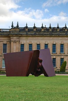 Anthony Caro at Chatsworth House until 1 July 2012