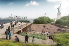 Estátua da Liberdade ganhará novo museu em 2019