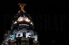 Edificio Metrópolis. Madrid.