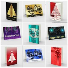 NEW at Art Of Where Stationery Cards https://artofwhere.com/artists/medusa81/stationery/stationery-card #ArtOfWhiere #Merry #Christmas #appy #new #year #holiday #holidays #gift #present #tree #decor