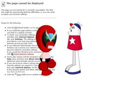 15 of the Most Creative 404 Pages - Homestar Runner!